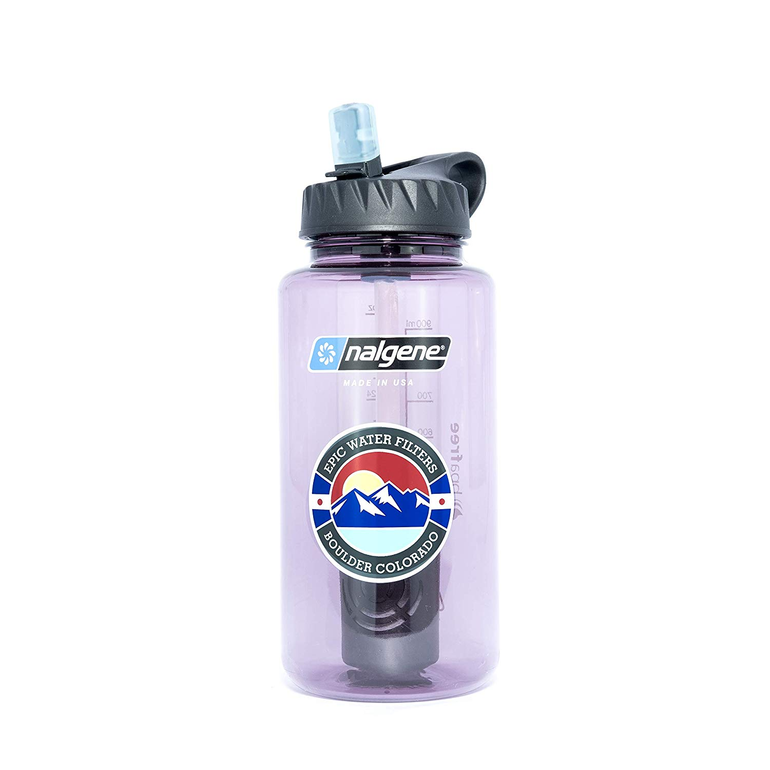 Epic Nalgene OG | Water Filtration Bottle - Water bottle with Filter