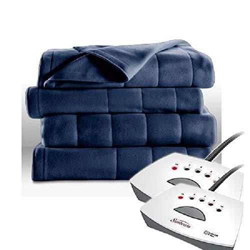 Sunbeam Electric Heated Fleece Blanket - Electric Blankets
