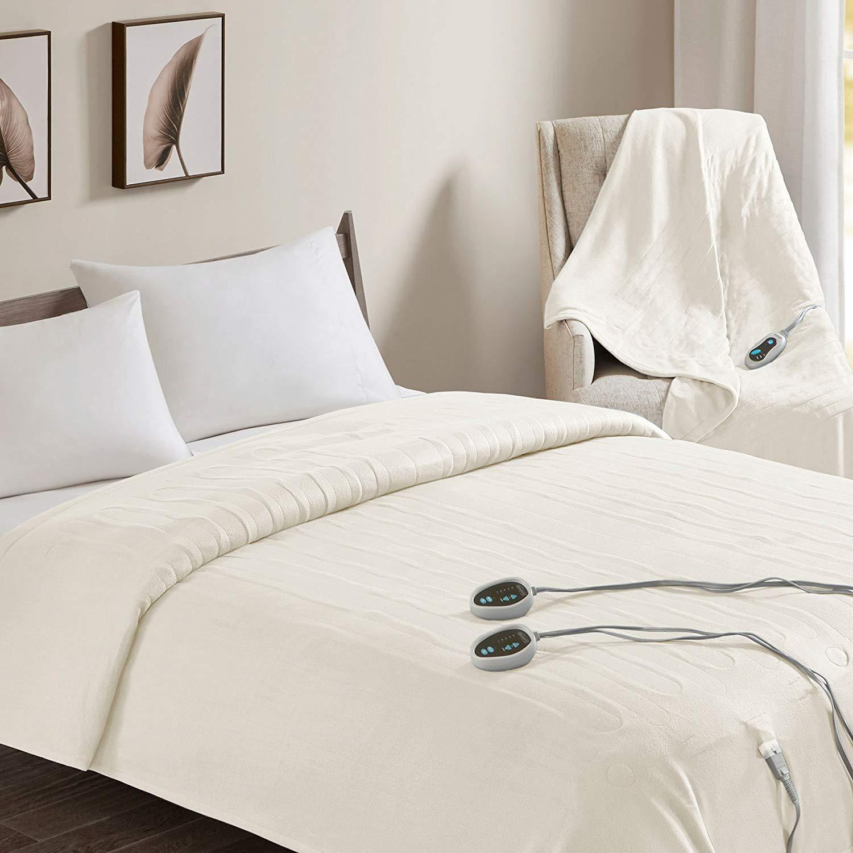 Beautyrest Fleece 2 Piece Electric Blanket - Electric Blankets