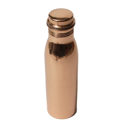 Alchemade Copper Water Bottle by Travel Cold Drink