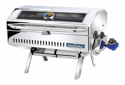Magma Products, A10-918-2GS Newport 2 Infra Red Gourmet Series Gas Grills