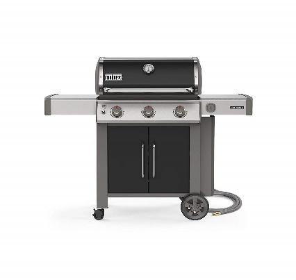 Weber 66015001 Genesis II E-315 3-Burner Natural Gas Grills