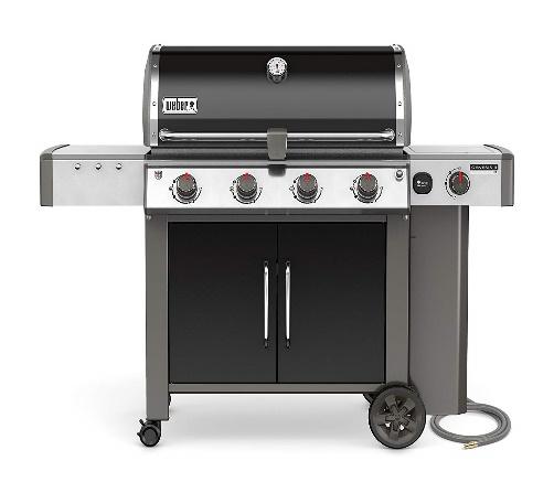 Weber 67006001 Genesis II S-435 4-Burner Natural Gas Grills