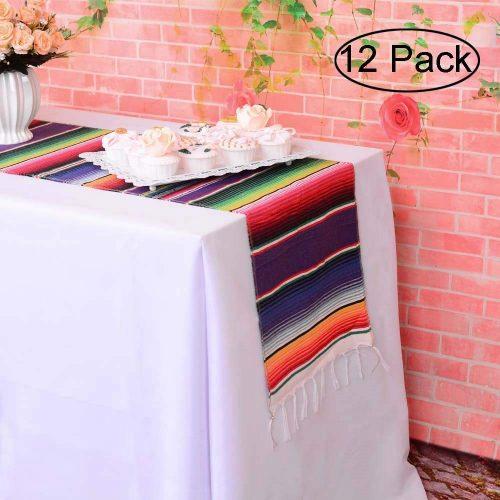 LGHome Mexican Blanket Serape