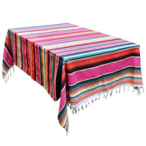 OurWarm 59 x 84 Inch Mexican Blankets