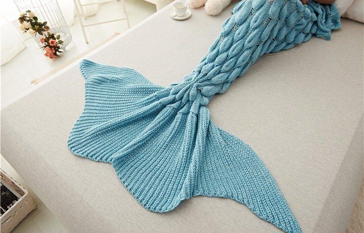 Mermaid-Tail-Blankets
