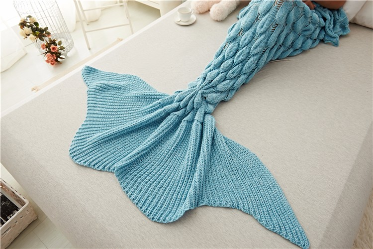 Mermaid-Tail-Blankets