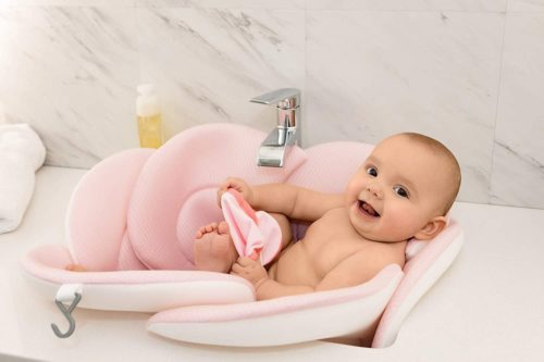 Soothing Company - Baby Bath Pillow - Infant Tub Cushion