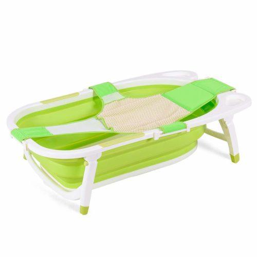 BABY JOY Collapsible Baby Bathtub