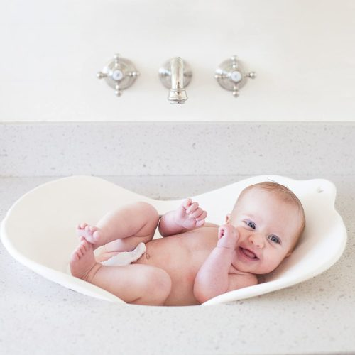 Puj Flyte - Compact Infant Bath (White)