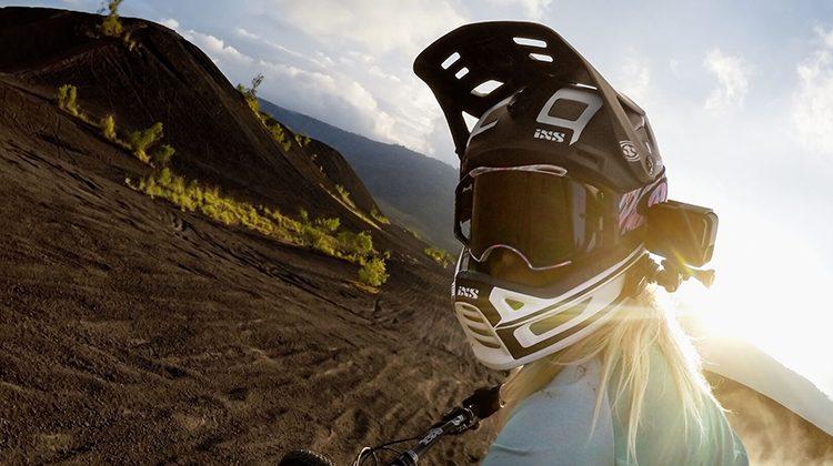 Go-pro Helmet