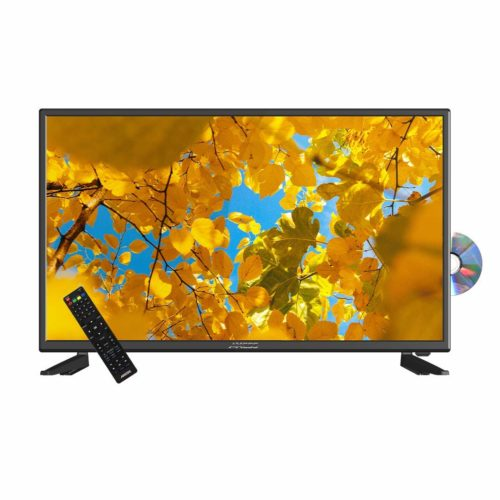 TV with DVD cambo