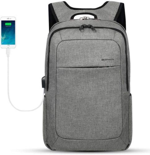 KOPACK Slim Laptop Backpacks Anti Thief Business Computer Bag College School