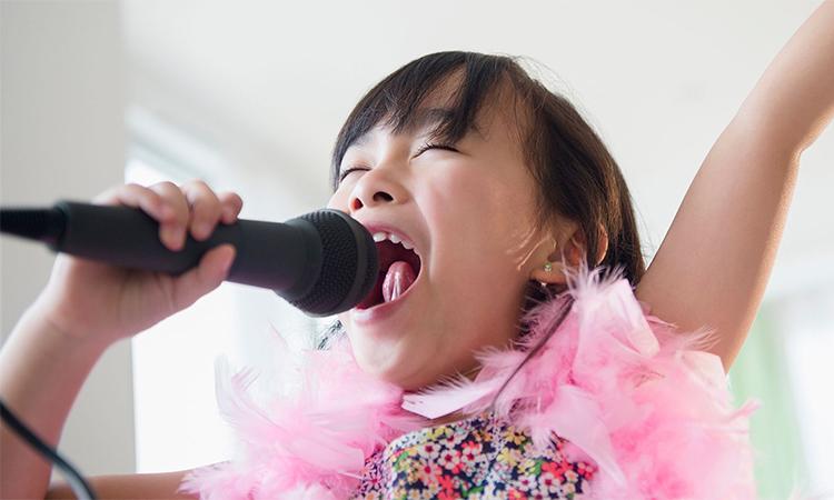 Kid Karaoke Machine