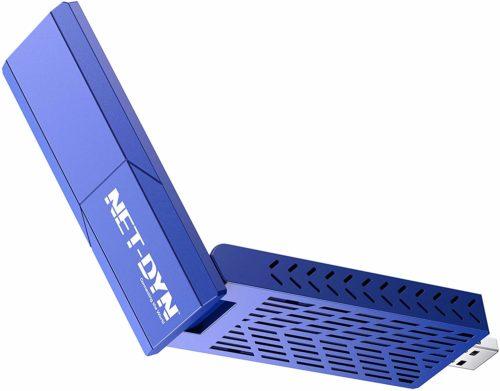 NET-DYN AC1900 USB Wireless Wi-Fi Adapter with Base