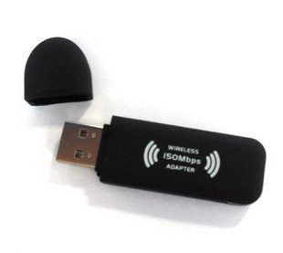 coolxan USB Rt3070 Chipset 802.11n 150m Wi-Fi Wireless-n Card Dongle Adapter