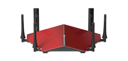 D-Link AC3200 Ultra Tri-Band WiFi Router - Gaming Routers