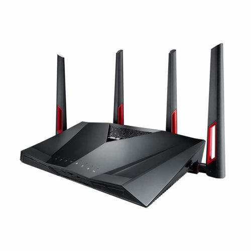 ASUS Dual-Band Gigabit WiFi Gaming Router (AC3100)