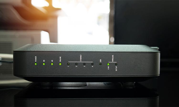long range router