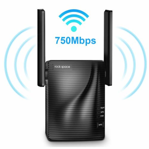 WiFi Extenders - 750Mbps Wi-Fi Repeater Wireless Signal Booster