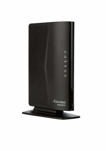 Actiontec 802.11ac Desktop Wi-Fi Extender with 4 Internet Antennas 5GHz