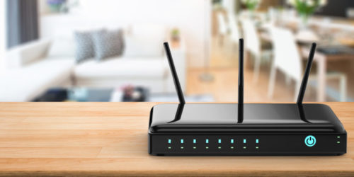 wifi router for business