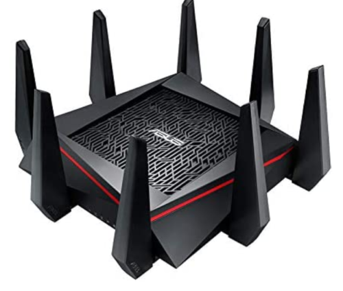 ASUS RT-AC5300 Tri-Band WiFi Gaming Routers
