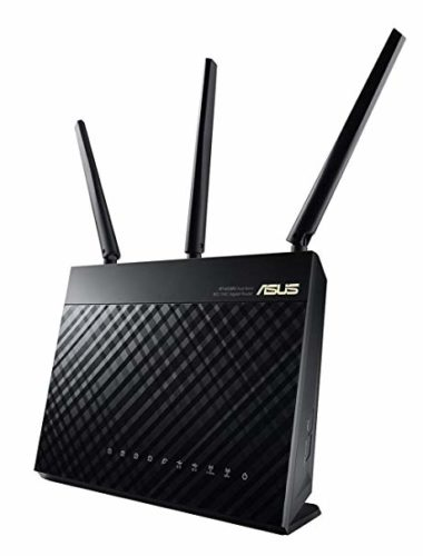 Asus AC1900 Dual-Band Gigabit Wi-Fi Router with MU-Mimo