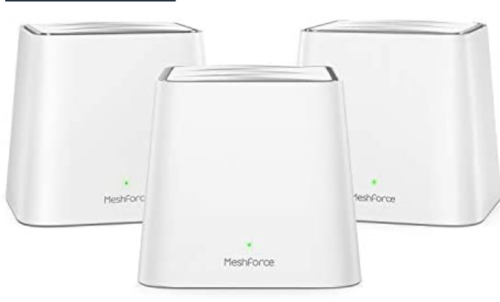 Meshforce Whole Home mesh Wi-Fi system